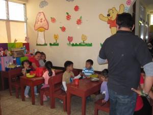 Kindertagespflege in Pastores